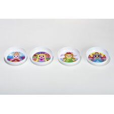 <strong>French Bull</strong> Princess Kids Bowls (Set of 4)