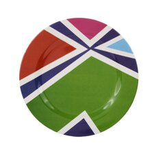 "Boomerang 11"" Dinner Plate (Set of 4)"