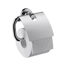 <strong>Hansgrohe</strong> Axor Citterio Toilet Paper Holder in Chrome