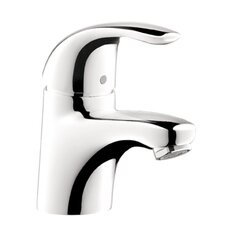 <strong>Hansgrohe</strong> IP E Single Handle Single Hole Kitchen Faucet with No Pop-Up