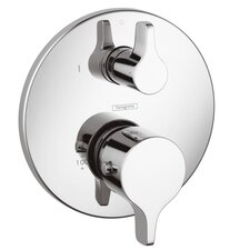 Thermostatic Shower Faucet Diverter with Volume Control