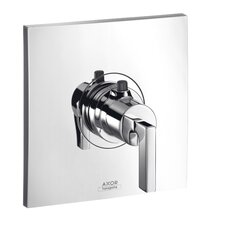 <strong>Hansgrohe</strong> Axor Citterio Thermostatic Shower Faucet Trim