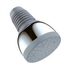 Showerpower Croma One Jet Shower Head in Chrome