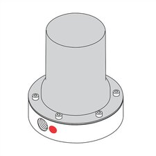 Rough-In Valve for Axor Starck Two Handle Tub Filler