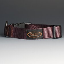 The Bootlegger Dog Collar in Brown