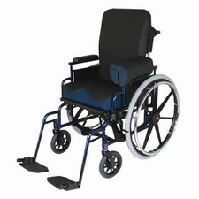Flat Top Lateral Roll Wheelchair Cushion