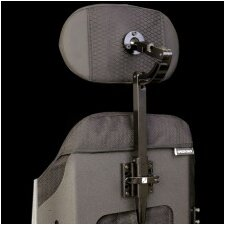 Square Vertical Shaft Removable Headrest Cushion