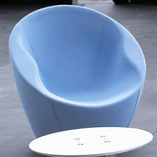 Ouch Upholstered Tub Chair with Accessories