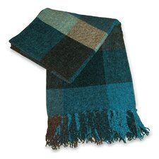 Scotch Chenille Viscose Throw