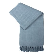 Cocoon Hand Woven Cotton Throw Blanket