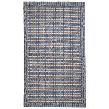 Border Chindi Blue Rug