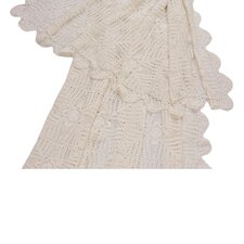 Georgia Crochet Cotton Throw