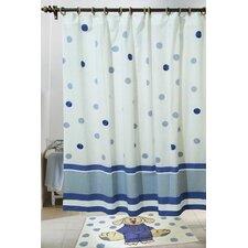 Elsie Cotton Shower Curtain