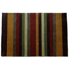 <strong>Jovi Home</strong> Tailored Spice Multi Stripe Rug
