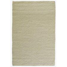 Knit Natural/Off White Berber Rug