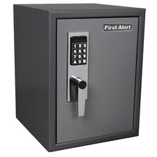 Insulated Digital Dial Lock Anti Theft Safe