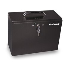 <strong>First Alert</strong> Steel Key Lock Commercial File Box
