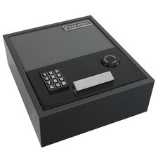 <strong>First Alert</strong> Anti-Theft Top Opening Digital Electronic Lock Safe