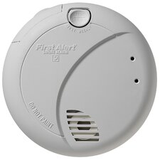 <strong>First Alert</strong> Smoke Alarm with Photoelectric Sensor and Battery Backup