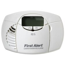 <strong>First Alert</strong> Digital Display Carbon Monoxide Detector