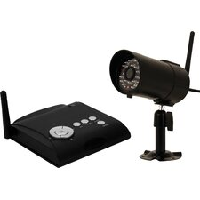 4 Channel Wireless Security System
