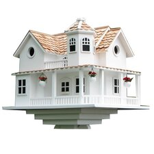 Signature Series 'Post Lane' Cottage Birdhouse