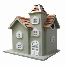 Nestling Little Manor Birdhouse