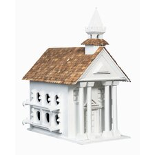 <strong>Home Bazaar</strong> Signature Series Town Hall Birdhouse