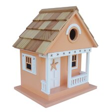 Beachcomber Starfish Cottage Hanging Birdhouse