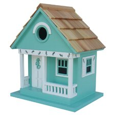 Beachcomber Sea Horse Cottage Hanging Birdhouse