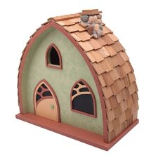 The Queen's Hamlet Cheshire Cottage Birdhouse