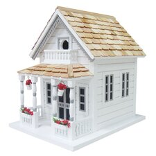 Classic Series Newburyport Cottage Freestanding Birdhouse