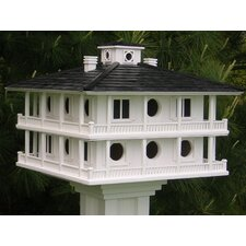 Signature Series Club Birdhouse for Purple Martins