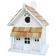 <strong>Home Bazaar</strong> Victorian Cottage Birdhouse