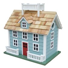 Sconset Cottage Birdhouse