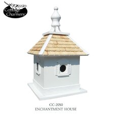 Cottage Charmer Series Enchantment Free Standing Birdhouse