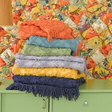 Candlewick Cotton Throw