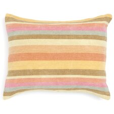 Montego Stripe Chenille Cotton Sham