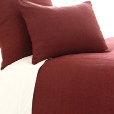 Chambray Linen Duvet Cover Collection