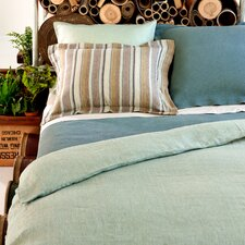 Chambray Ocean Duvet Cover Collection