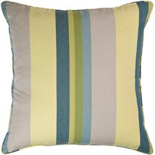 April Stripe Euro Pillow