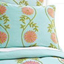 Edelweiss Crewel Duvet Cover Collection