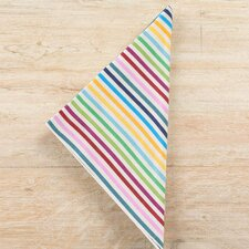 Rainbow Stripe Napkin (Set of 4)