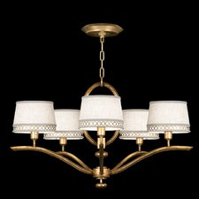 <strong>Fine Art Lamps</strong> Allegretto 5 Light Chandelier