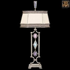 Encased Gems 1 Light Table Lamp