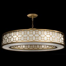 Allegretto 6 Light Drum Pendant