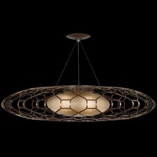 <strong>Fine Art Lamps</strong> Entourage 3 Light Pendant