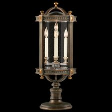 <strong>Fine Art Lamps</strong> Beekman Place 5 Light Outdoor Post Lantern Set