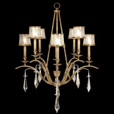 Monte Carlo 8 Light Chandelier