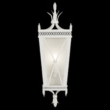 Villa Vista 1 Light Coupe Wall Sconce